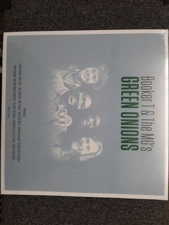 Booker T & The MG's<br>Green Onions<br>LP, RE, 180g